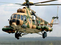 Russia to deliver 22 Mi-17 helicopters to Iraq