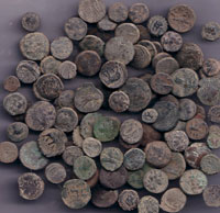 Barber charged with concealing ancient coins in Greece