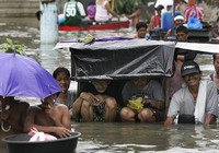 United Nations Calls International Community to Help Flooded Philippines