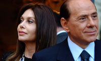 Silvio Berlusconi's Wife Beats Princess Diana in Divorce Payment Claims