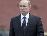Putin thanks God he did not have to use Russian Army in Ukraine. 53031.png