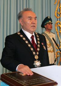 Kazakh parliament approves amendment to waive presidential term limits
