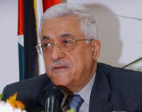 Palestinian leader meets with Hamas