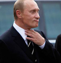 Putin's First Move, Freeing Russia