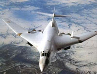 Russia's strategic bombers trouble quite Europe