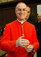 Genoa cardinal appointed as Vatican No. 2