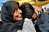 Israel begins releasing prisoners to the Gaza Strip