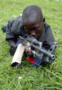 Central African Republic rebel leaders send child soldiers home