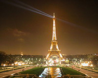 Piece of Eiffel Tower to be sold at auction