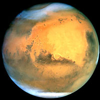 NASA: There Was Life on Mars