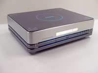 Toshiba to present world's first HD-DVD recorder next month