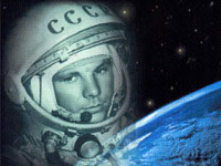 Who Strikes Gagarin's Name out of Russia's History?