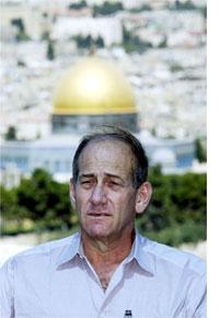 Olmert wishes to hold on to major settlement blocs