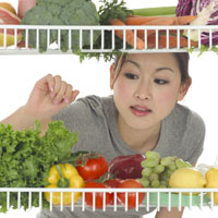 Diet of Fruit and Vegetables Reduces Risk of Alzheimer's
