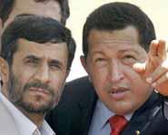 Iran and Venezuela begin joint drilling, strengthen alliance against U.S.