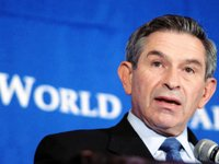 Europe relieved by Paul Wolfowitz's decision to leave the World Bank