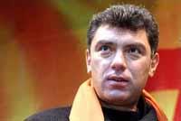 Nemtsov no longer presidential candidate