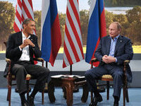 Obama and Putin have 20 minutes to save the world. 51043.jpeg