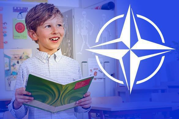 In Poland, schoolchildren learn how to live happily as NATO member. 58043.jpeg