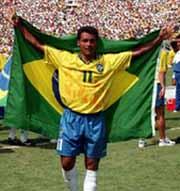 Romario set to continue 1,000 goals quest in Brazil