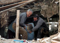 More than 250 killed by earthquake in Italy