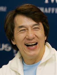 Jackie Chan launches cosmetics line