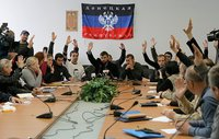 Donbass republics unite into Union of People's Republics. 53045.jpeg