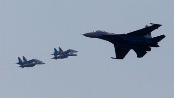 Russia destroyed main threat to its pilots in Syria. Russian Air Force
