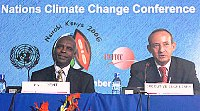 UN climate change official expresses optimism about developing countries