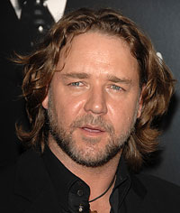 Russel Crowe Celebrates His Star on Hollywood Walk of Fame