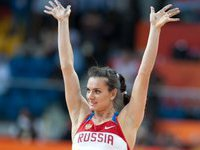 Yelena Isinbayeva, Olympic Village mayor, to protect athletes' rights. 52046.jpeg