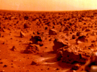 Mars fails to be good parking ground