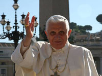 Pope Benedict XVI Fosters Web Possibilities