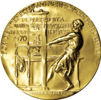 Pulitzer Prize Awarded to Online News Publications for the First Time