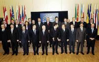 Foreign ministers and senior officials from 18 countries meet in Bulgaria's capital