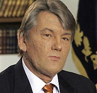 Yushchenko: Ukraine will join WTO by November