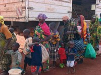 First 88 Burundi refugees of 8,500 leave Africa for new life in the United States