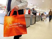 J Sainsbury Plc states good profit