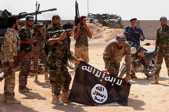 Libya asks Arab states to arm it to fight ISIS. Libya