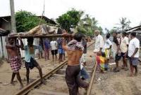 Remains of nine bodies found dumped in northwestern Sri Lanka