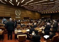 IAEA's Resolution Warns, Patience with Iran Is Running Out