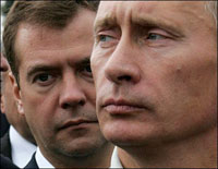 Vladimir Putin is richer than Dmitry Medvedev