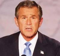 Bush announces U.S. forces to take out Al-Qaida leaders in Pakistan