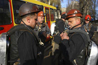 Methane blast in Ukrainian coal mine kills at least 69