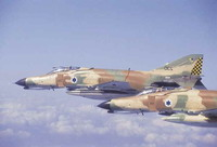 Israeli planes attack empty Hamas school in Gaza