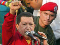 Hugo Chavez Angers God on Earth Who Hates Communism