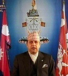 Rebels in Nepal demanding freedom