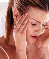 Magnetic device may prevent migraine