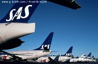 Scandinavian Airlines cancel about 150 flights because of wildcat strike by cabin crew