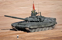 T-72 tank explodes during exercises in Russia, killing crew of 3. 52058.jpeg